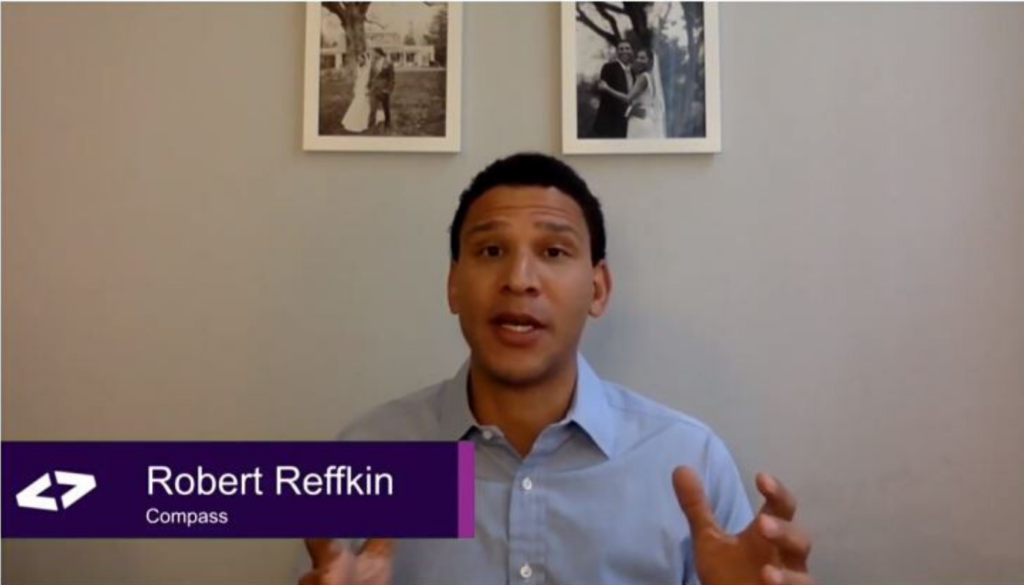 Robert Reffkin talks about 3 things everybody can do to make a difference