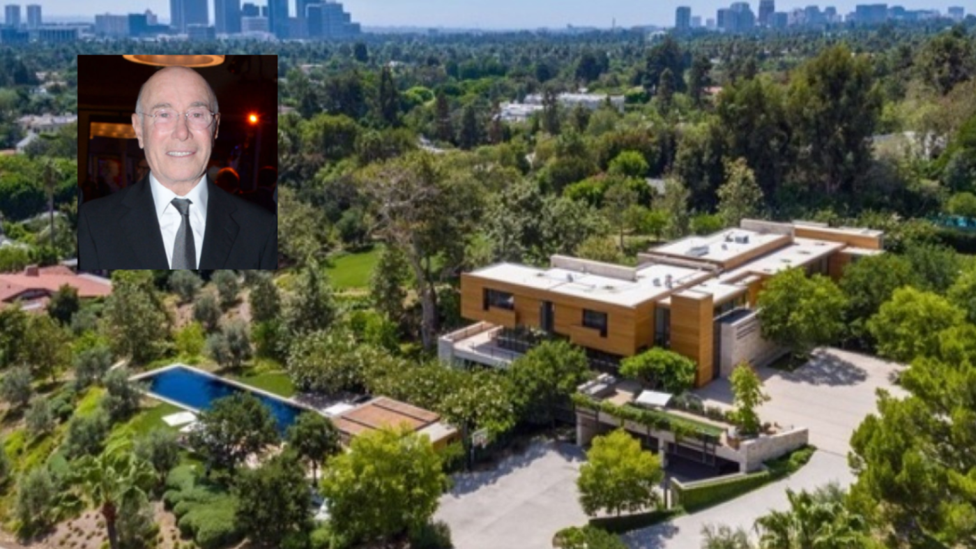 Entertainment mogul David Geffen buys LA luxury estate for $68M