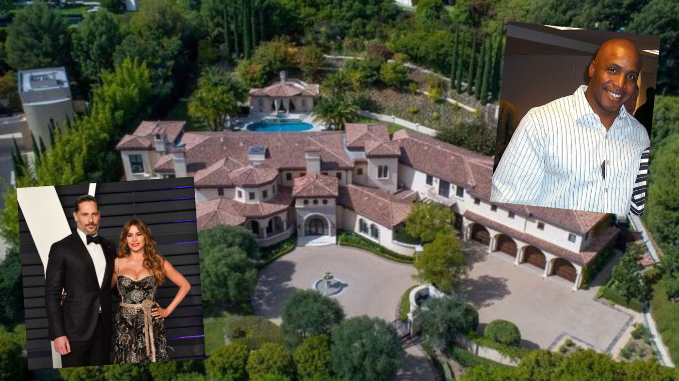 Sofia Vergara and Joe Manganiello buy Barry Bonds' former estate