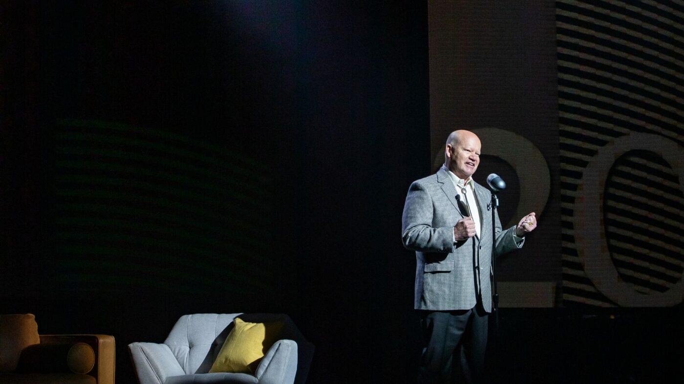 Here's what Brad Inman will say today at Connect Now