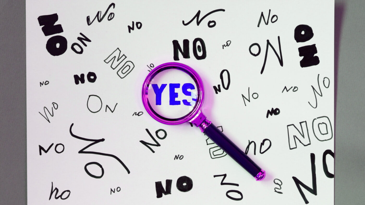 9 ways to turn a 'no' into a 'yes'