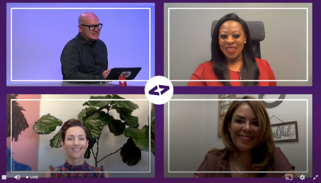 Watch: Candid discussion about breaking down systems