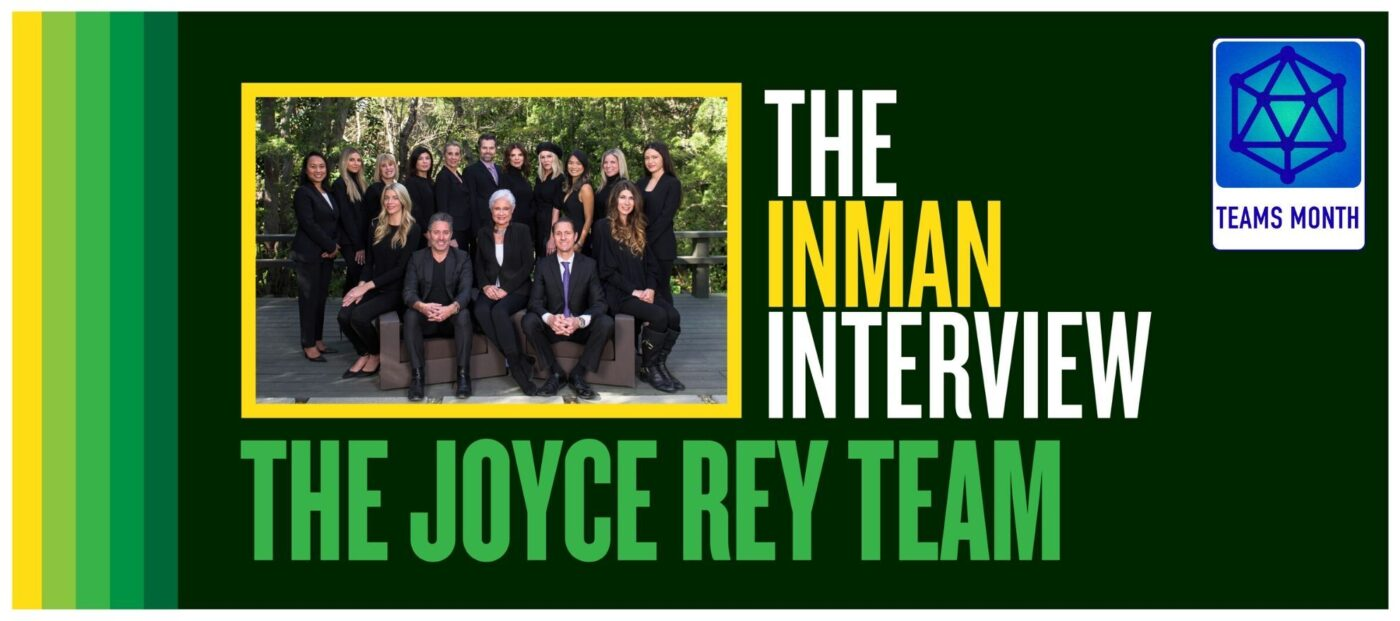 The Joyce Rey Team is 'very optimistic about summer demand'