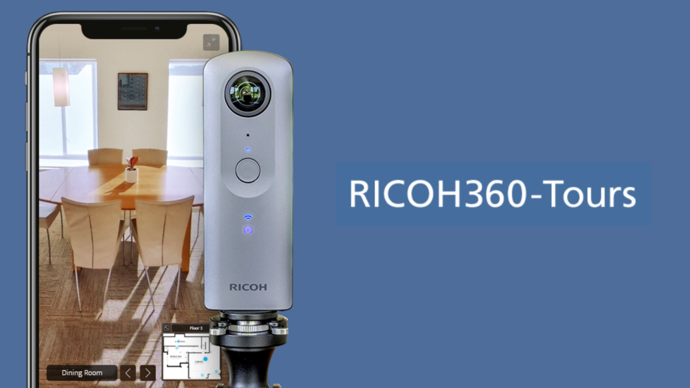 Ricoh360 Tours releases beta phase of virtual staging product