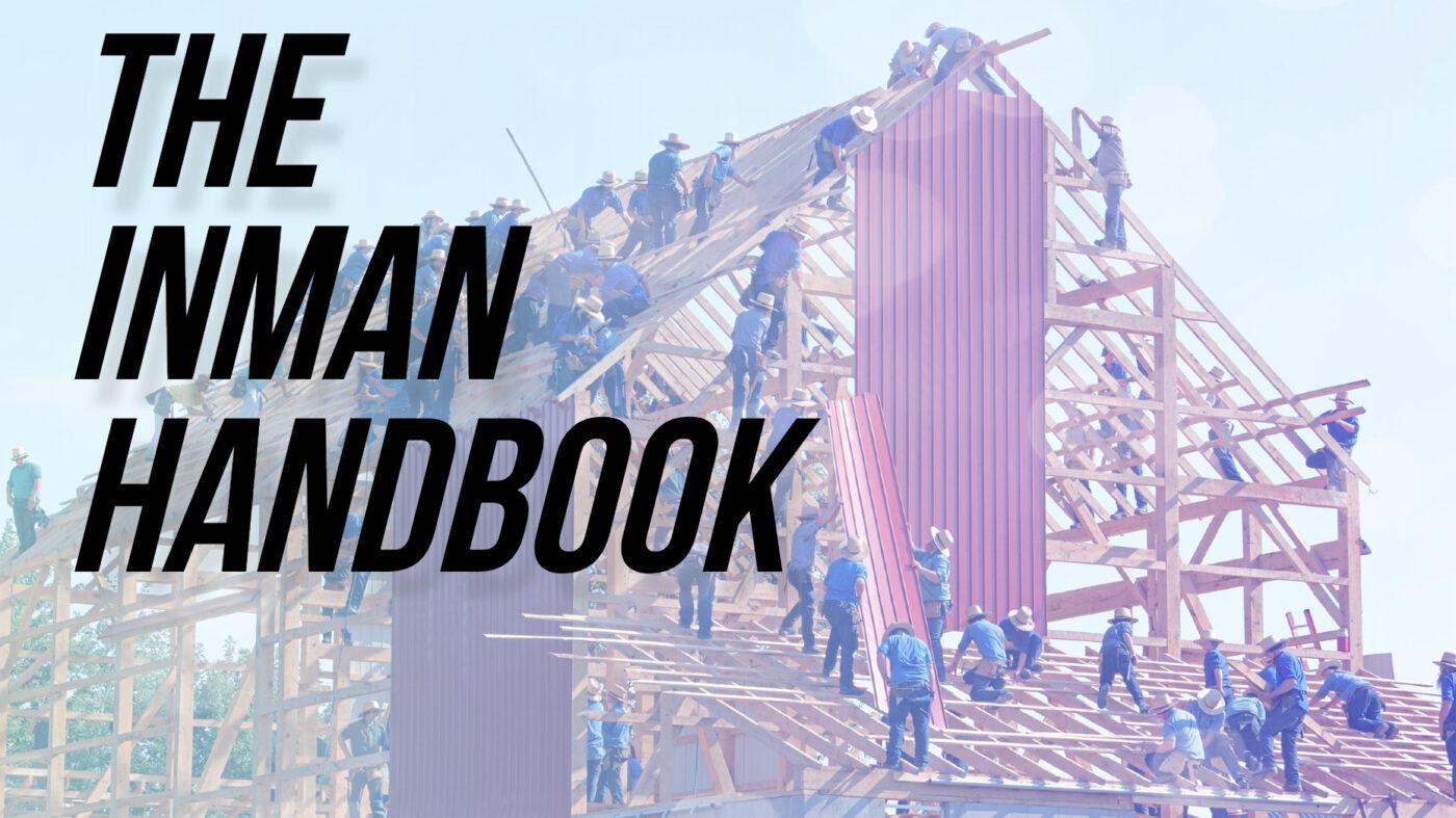 Inman Handbook: Building teams in turbulent times