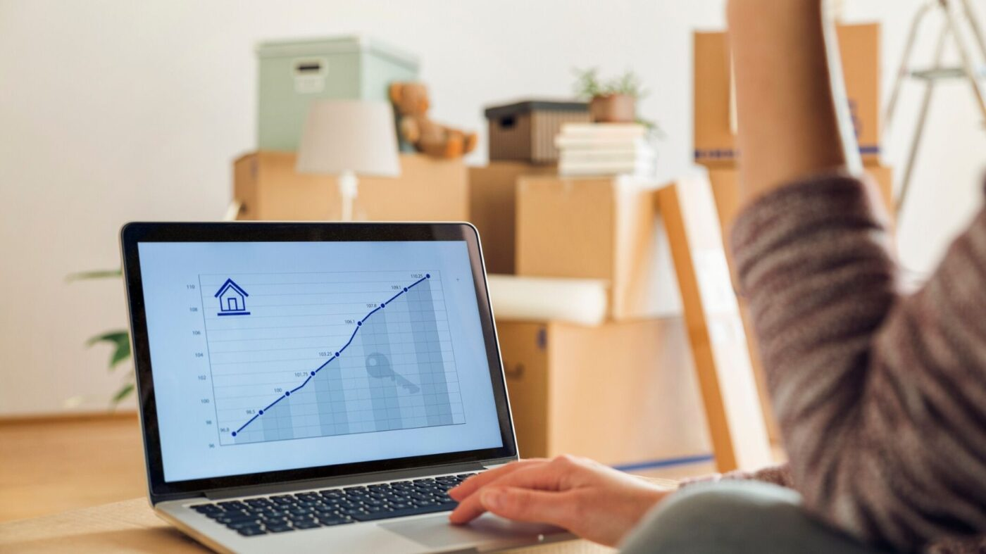Median home sale price reaches all-time high