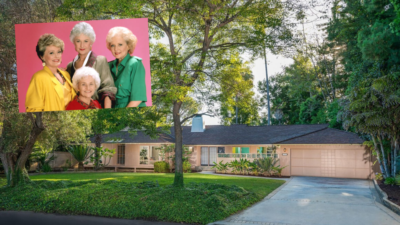 The home from 'The Golden Girls' can be yours for $3M