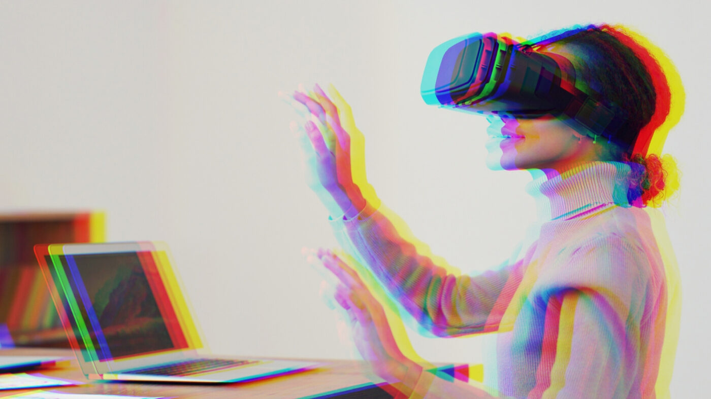 Remember all that fuss about VR? What happened there?