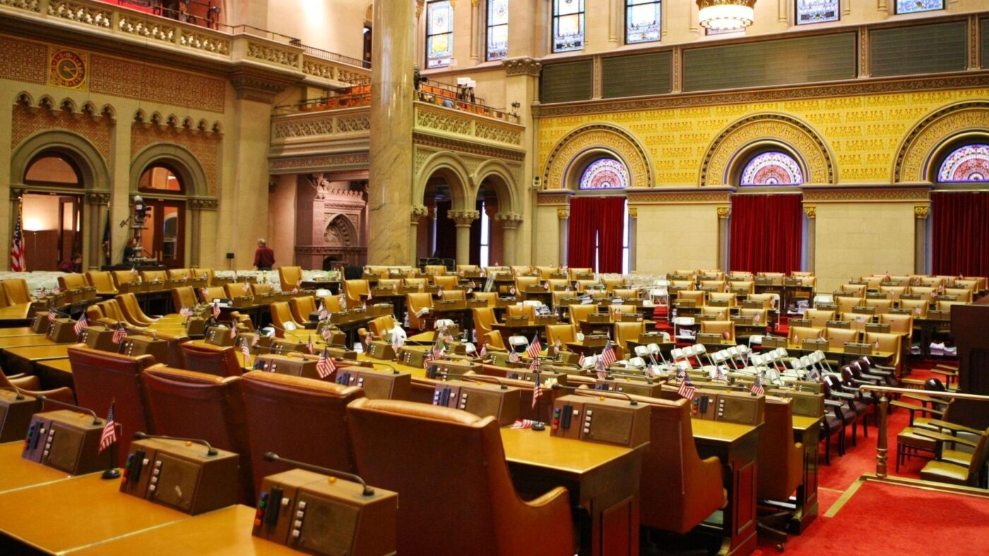 NY lawmakers pass bill to revoke licenses of agents who discriminate