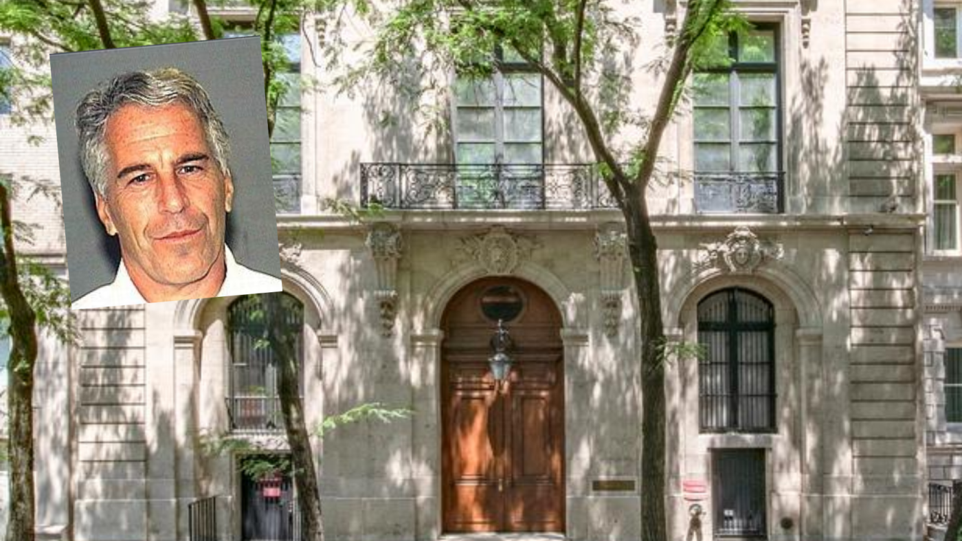 Jeffrey Epstein's New York, Palm Beach mansions hit the market