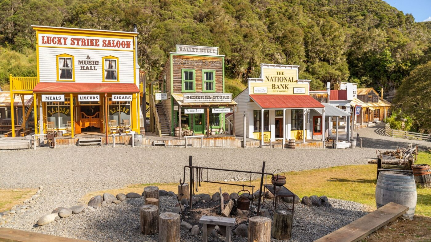 This old-time Western town in the middle of the Pacific is drawing foreign buyers