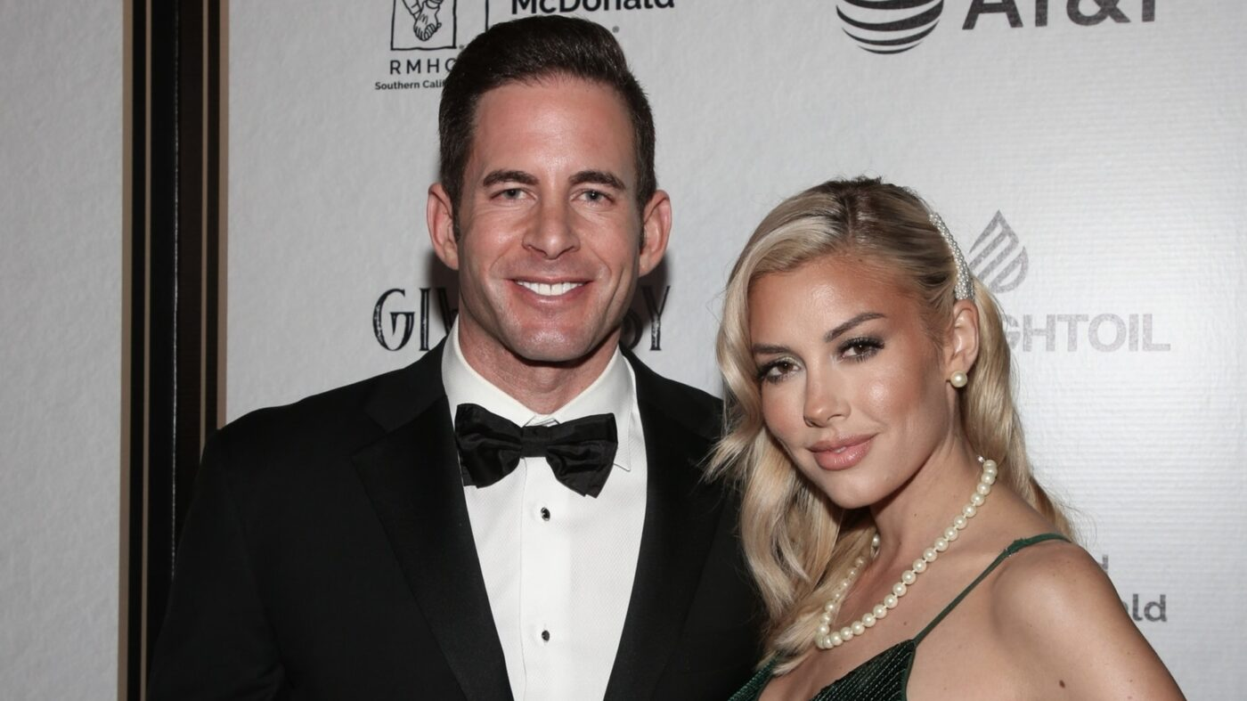 Tarek El Moussa engaged to Heather Rae Young of 'Selling Sunset'