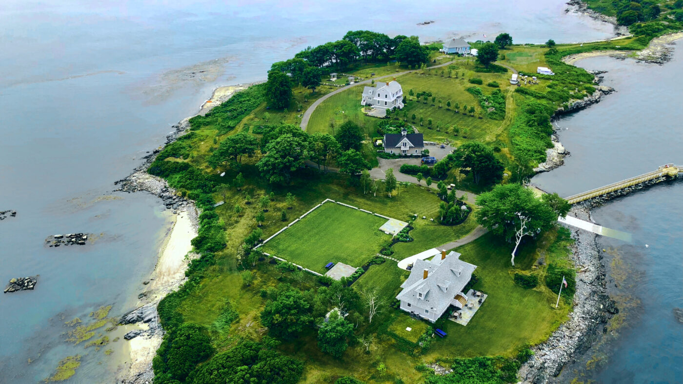 What does it take to sell a private island during a pandemic?