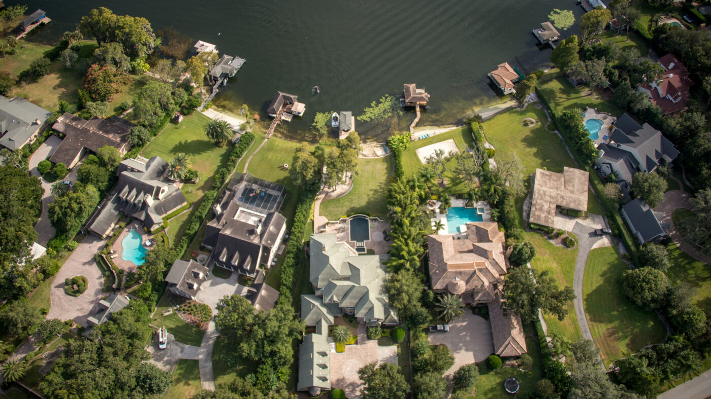 Are McMansions back? Pandemic spurs renewed interest in big homes