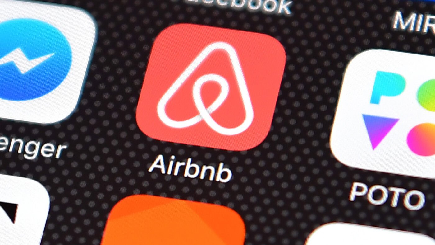 Airbnb files paperwork to go public