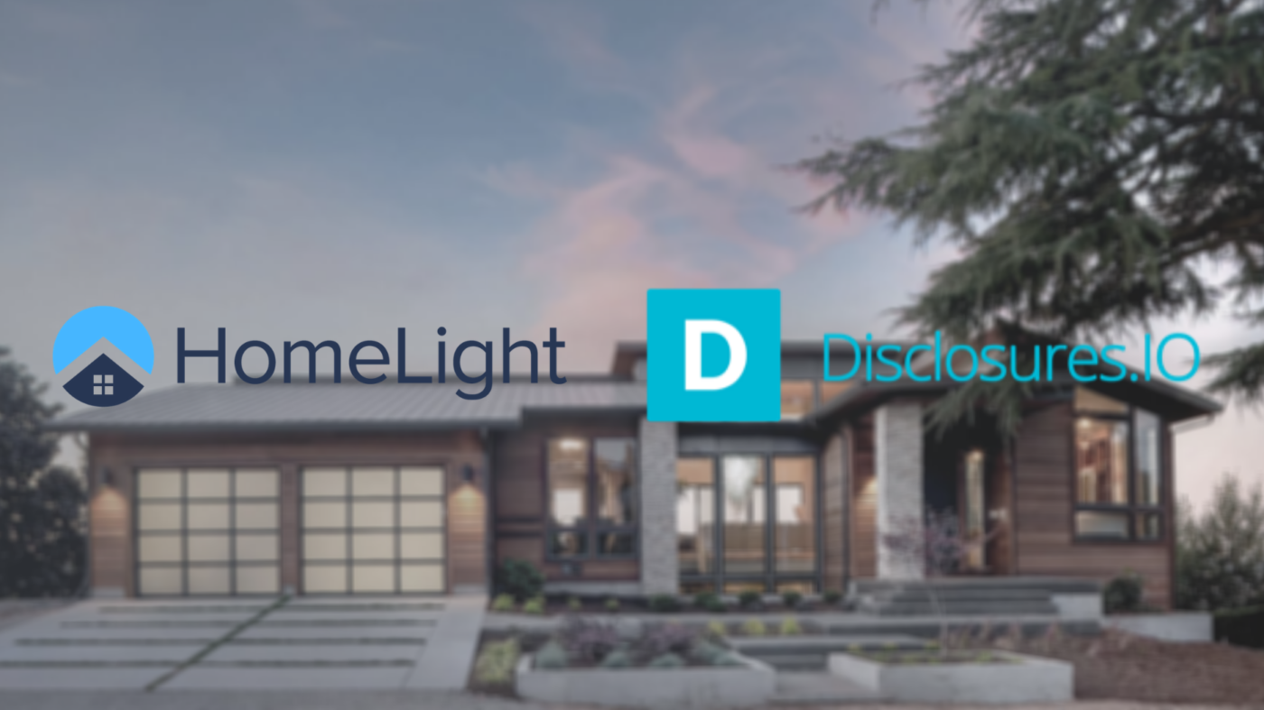 HomeLight meets 'end-to-end' goal with acquisition of Disclosures.io