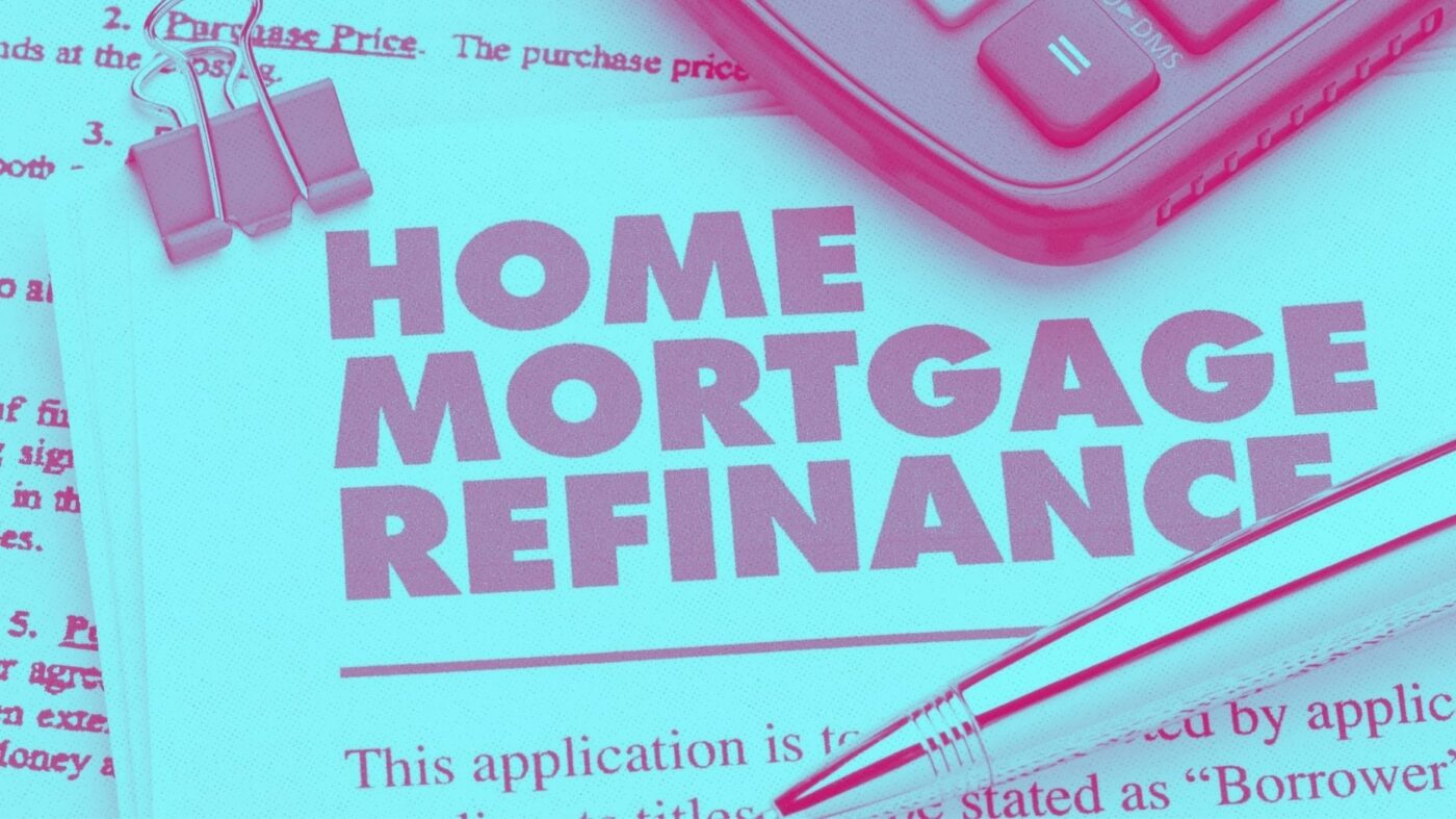 Mortgage refinances reach their highest rate in 7 years