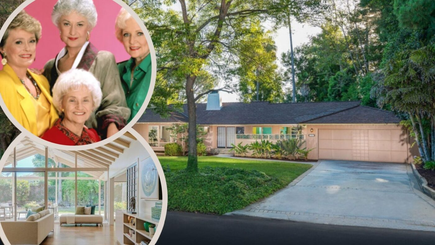 'Golden Girls' home sells for $1M above asking price