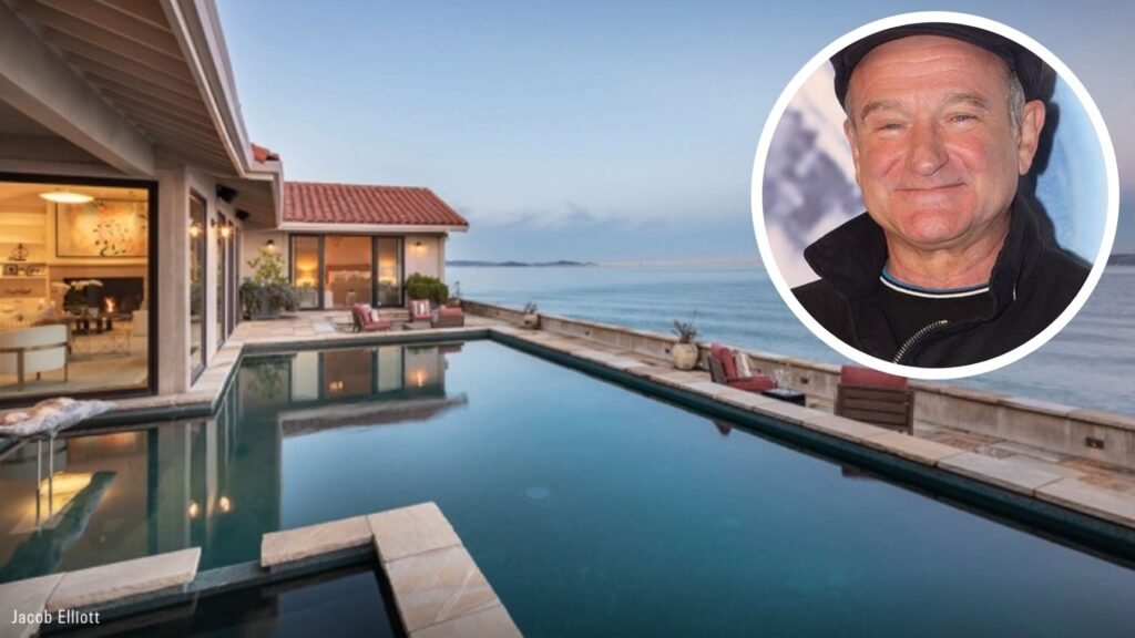 Robin Williams' waterfront Bay Area home sells for $5.35M
