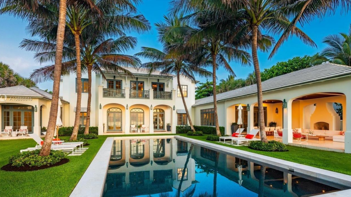 Infomercial magnate Phil Swift buys $20M Florida mansion