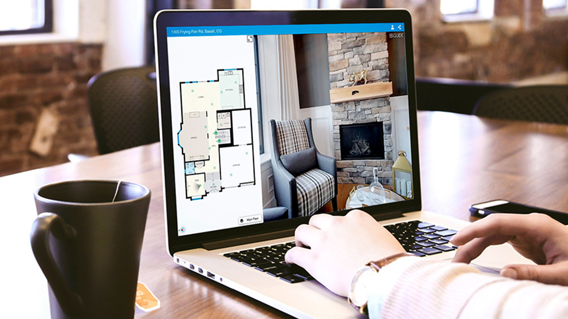 Planitar partners with Floorplanner and adds powerful multiparty home tours