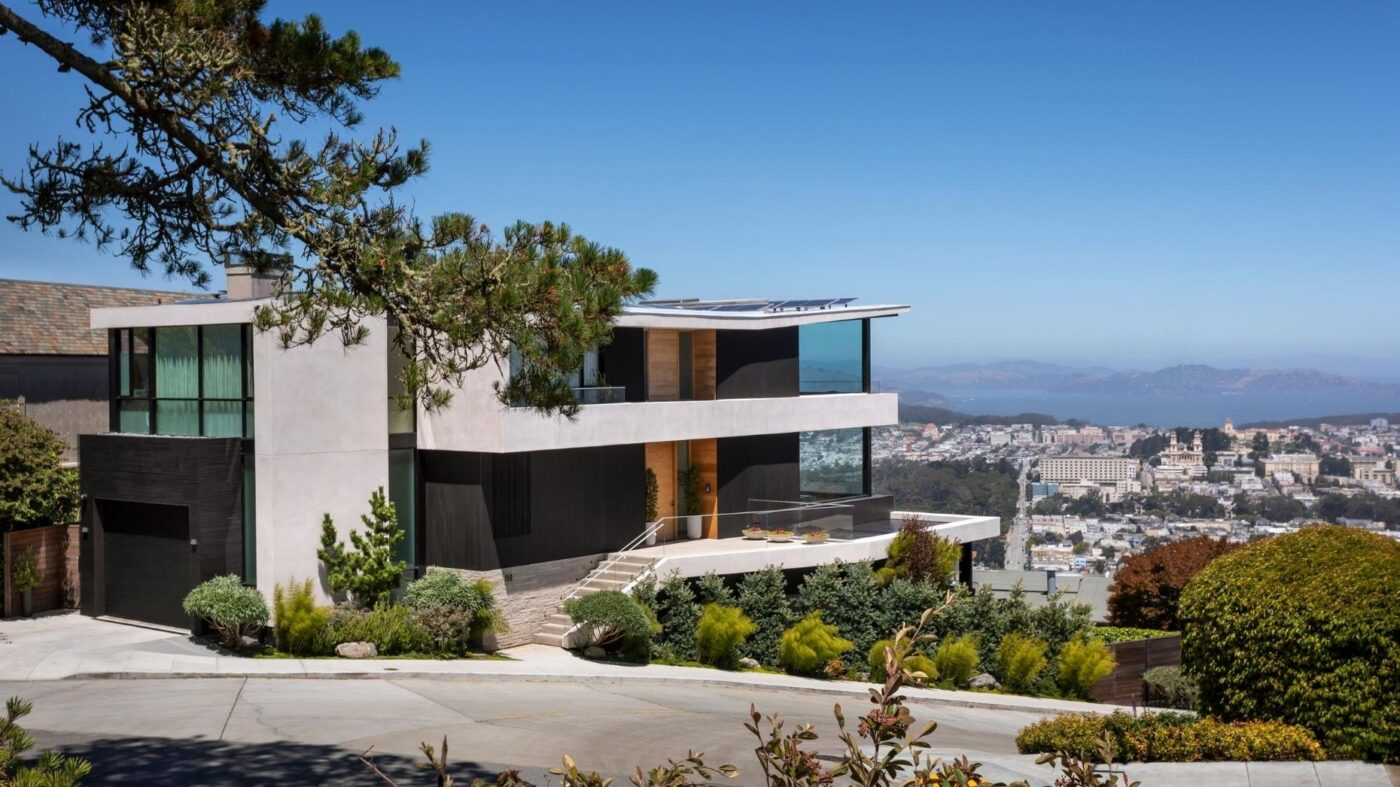 $22M listing makes WFH more exciting with some of SF's best views