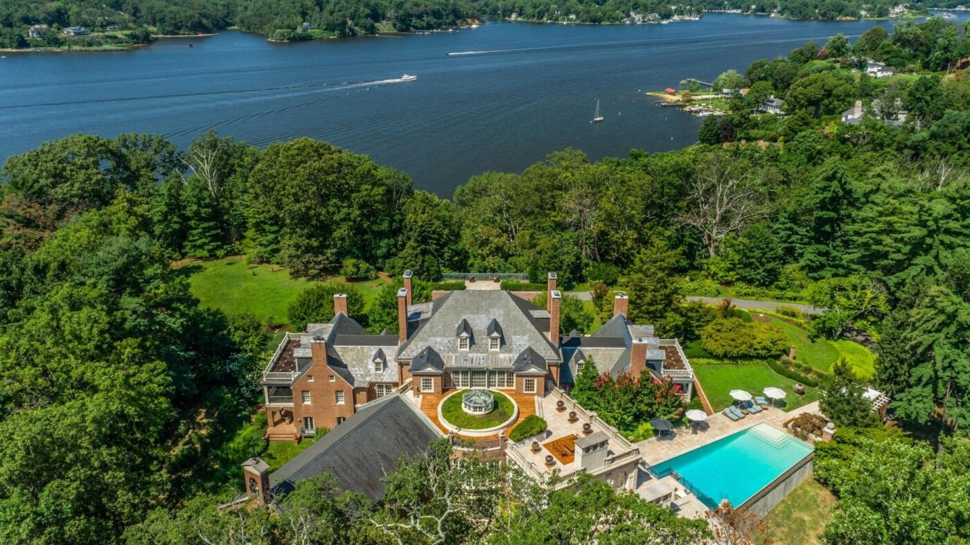 A former monastery-turned-mansion hits the market for $25M