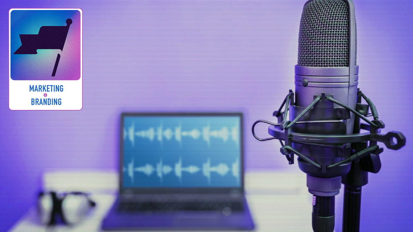 Starting a podcast? Nail these 3 brand-building basics