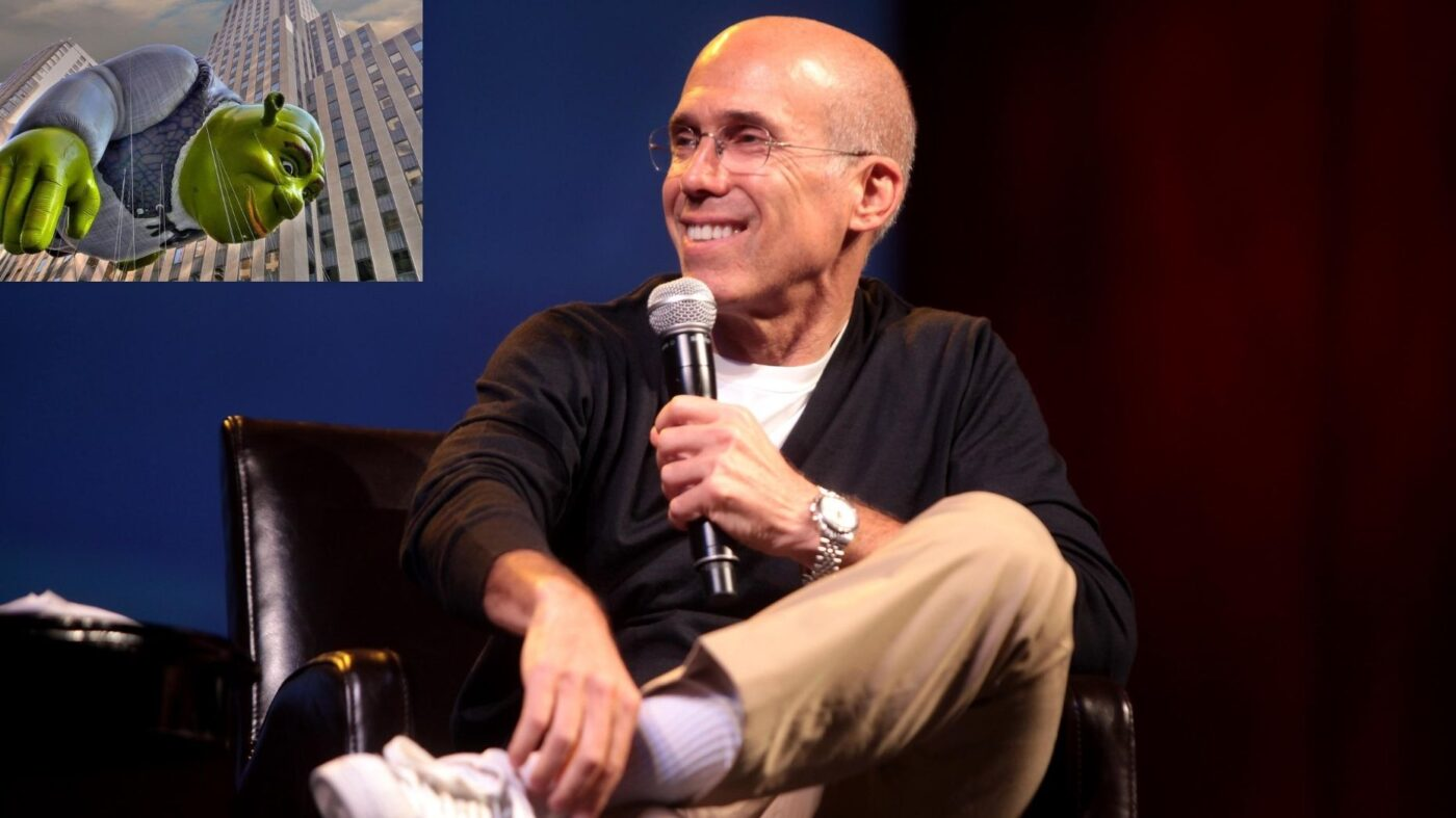 Jeffrey Katzenberg wins big in $125M Beverly Hills sale