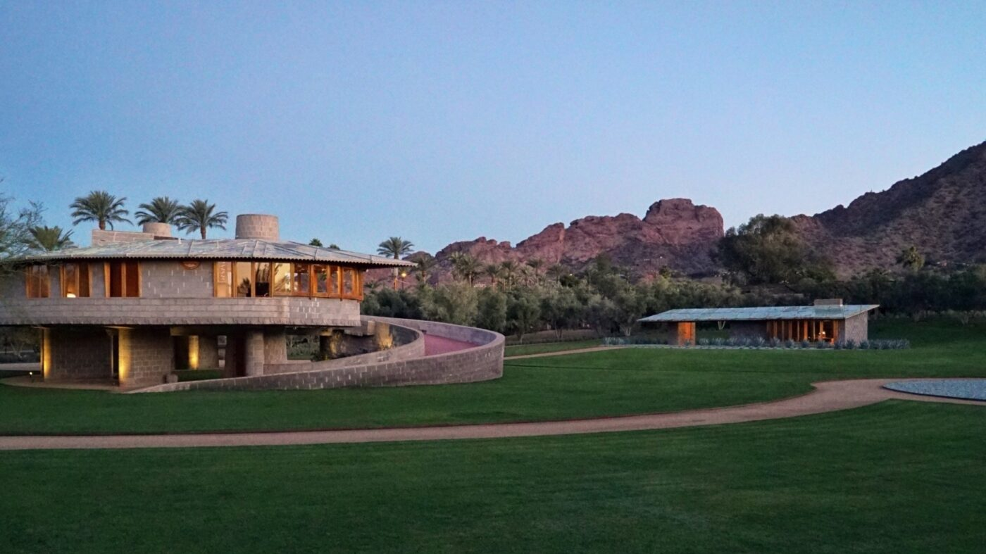 Frank Lloyd Wright's historic spiral house sells for $7.25M