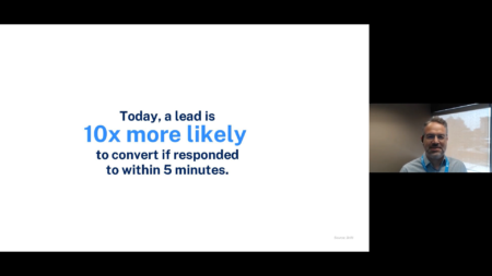 How to remove the friction between your CRM and agent lead response time