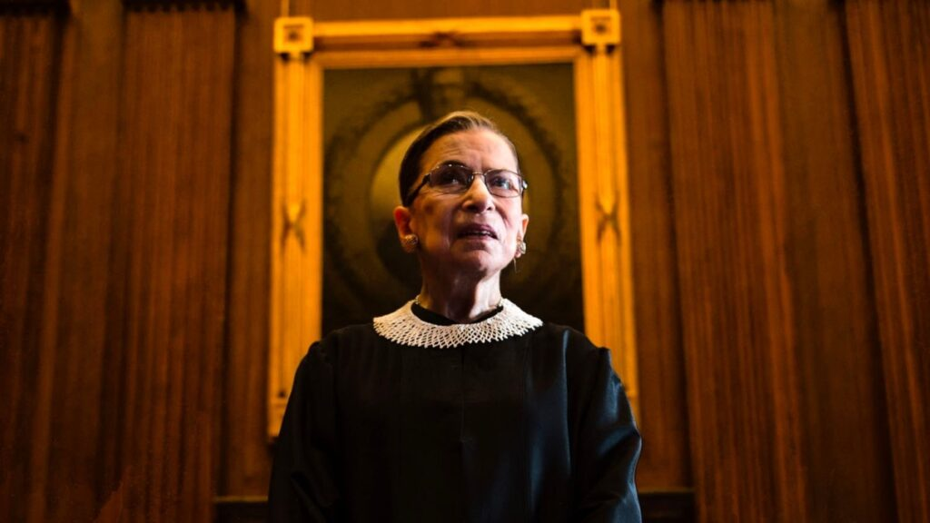 How women in real estate can carry on RBG's legacy