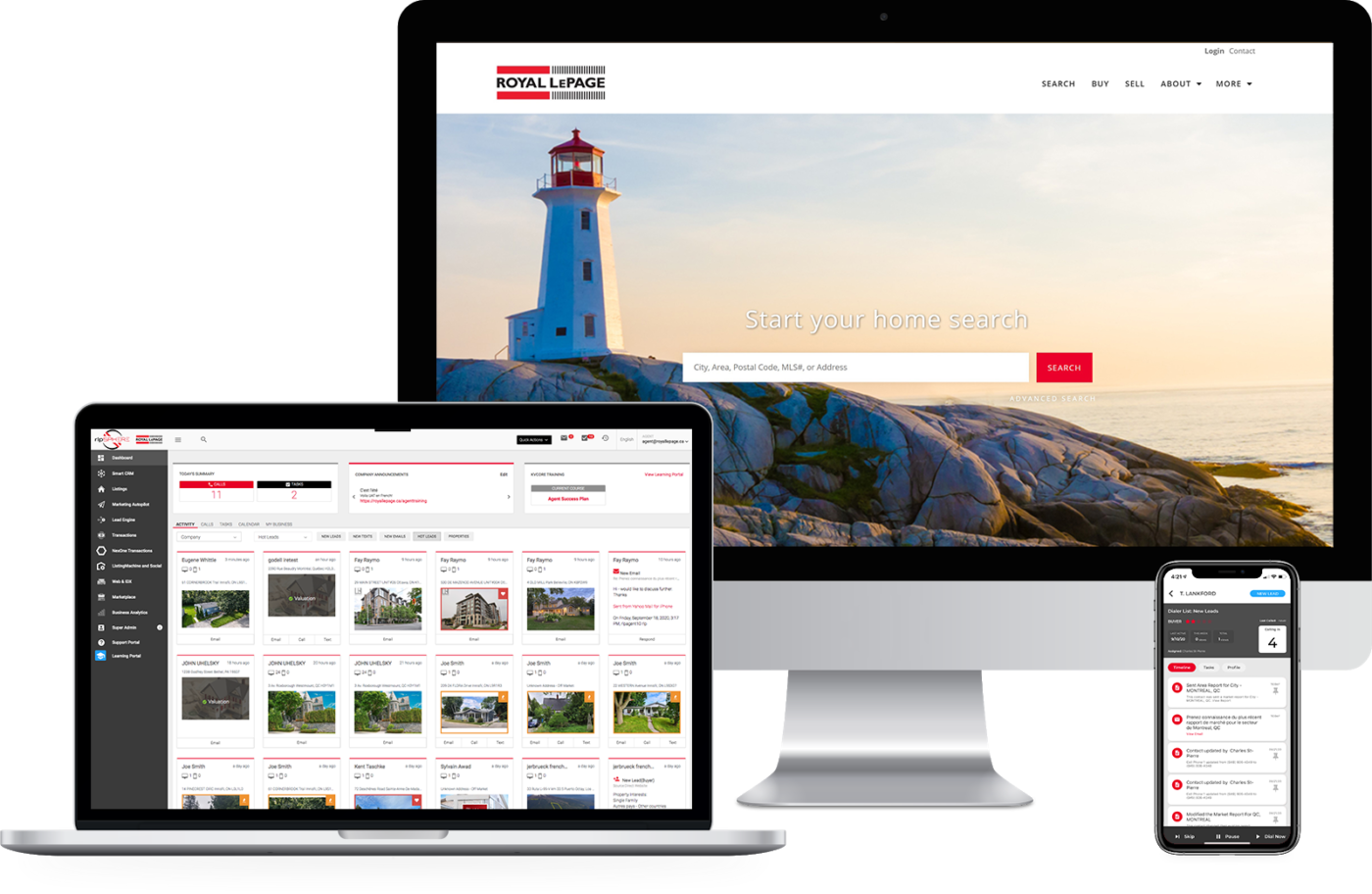 Royal LePage, kvCORE deploy custom software across Canada