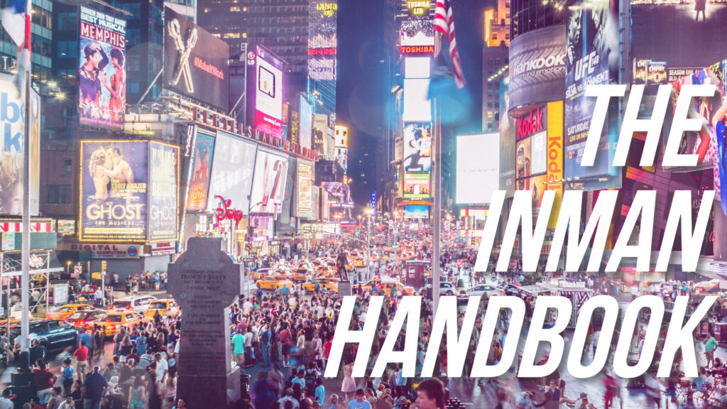 Inman Handbook: Effective marketing in changing times