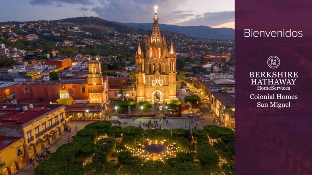 Berkshire Hathaway HomeServices sets up shop in Mexico for first time