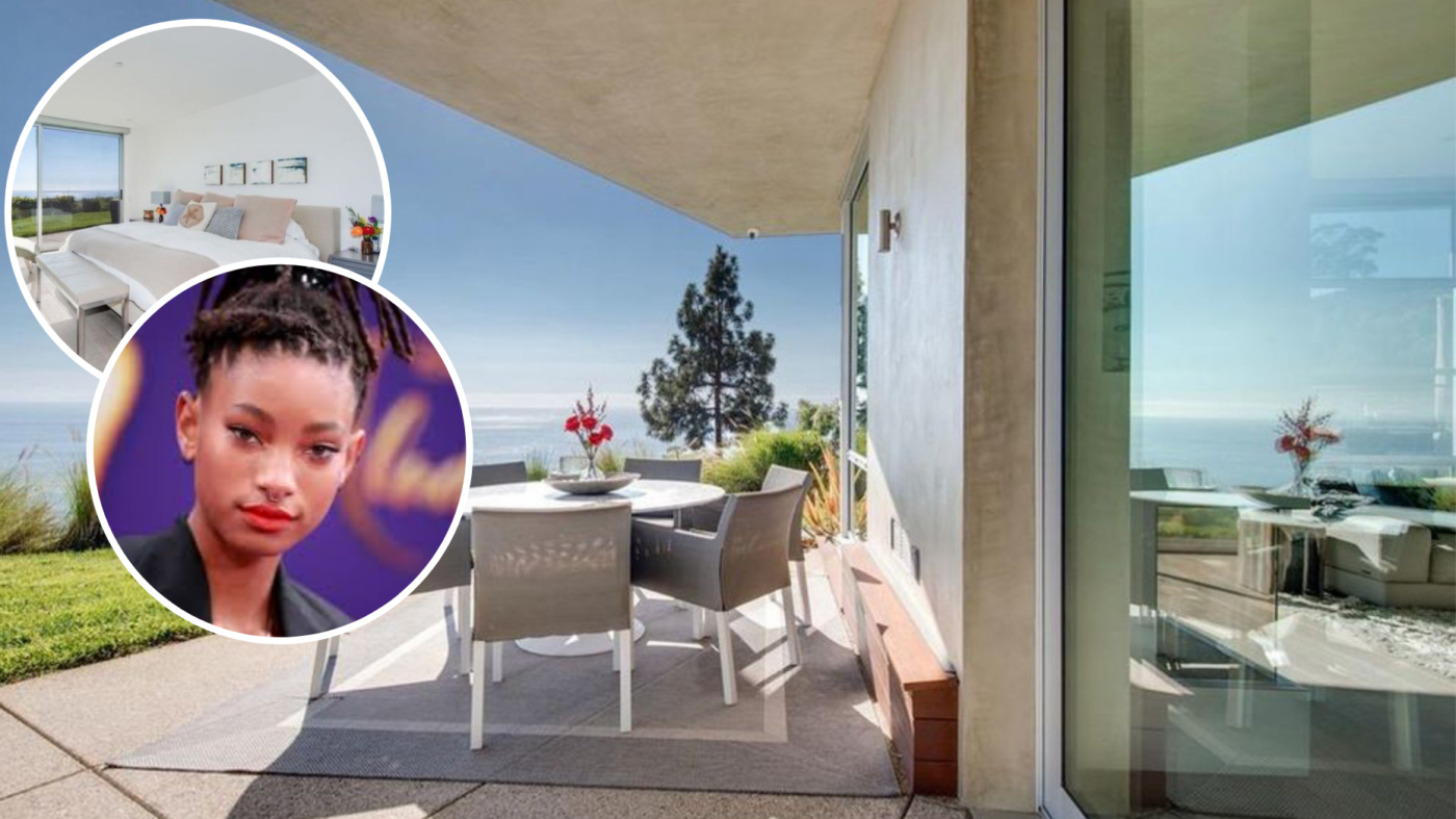 Willow Smith, 19, drops $3.1M on waterfront Malibu estate