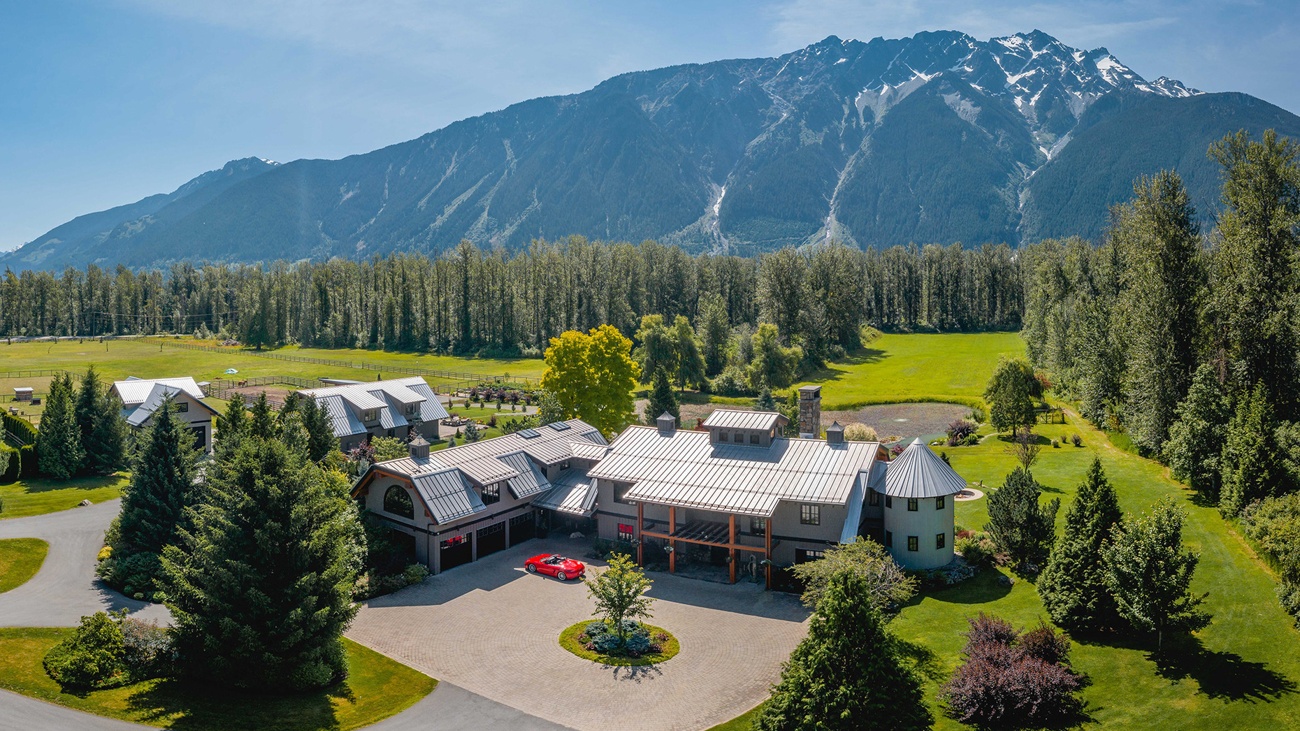 Luxury sales soar in a tiny Canadian town you've probably never heard of