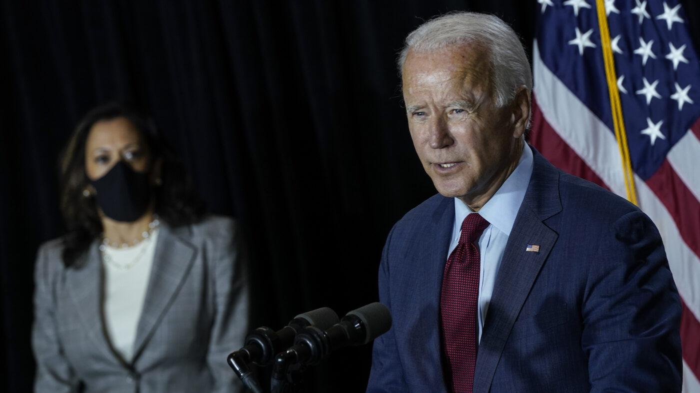 Joe Biden paid $17K in real estate taxes last year