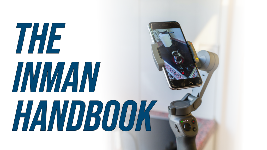 Inman Handbook on creating online home tours