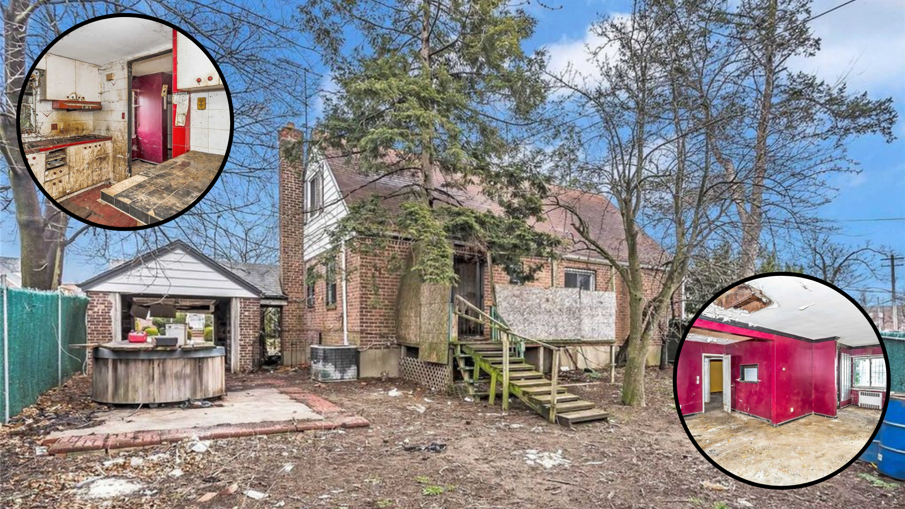 'Unlivable' New York City 'house of horrors' sells for a cool $720K
