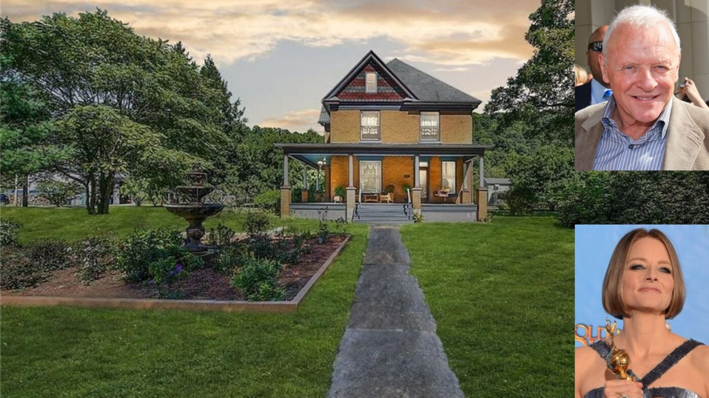'Silence of the Lambs' home hits the market in time for Halloween fright