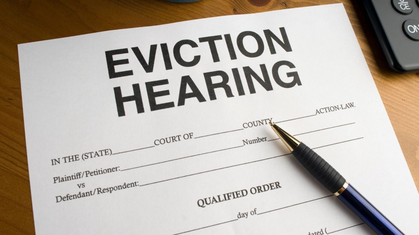 New study shows evictions have led to 430,000 COVID-19 cases