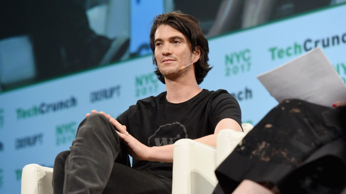 Adam Neumann, former WeWork CEO, returns to real estate industry
