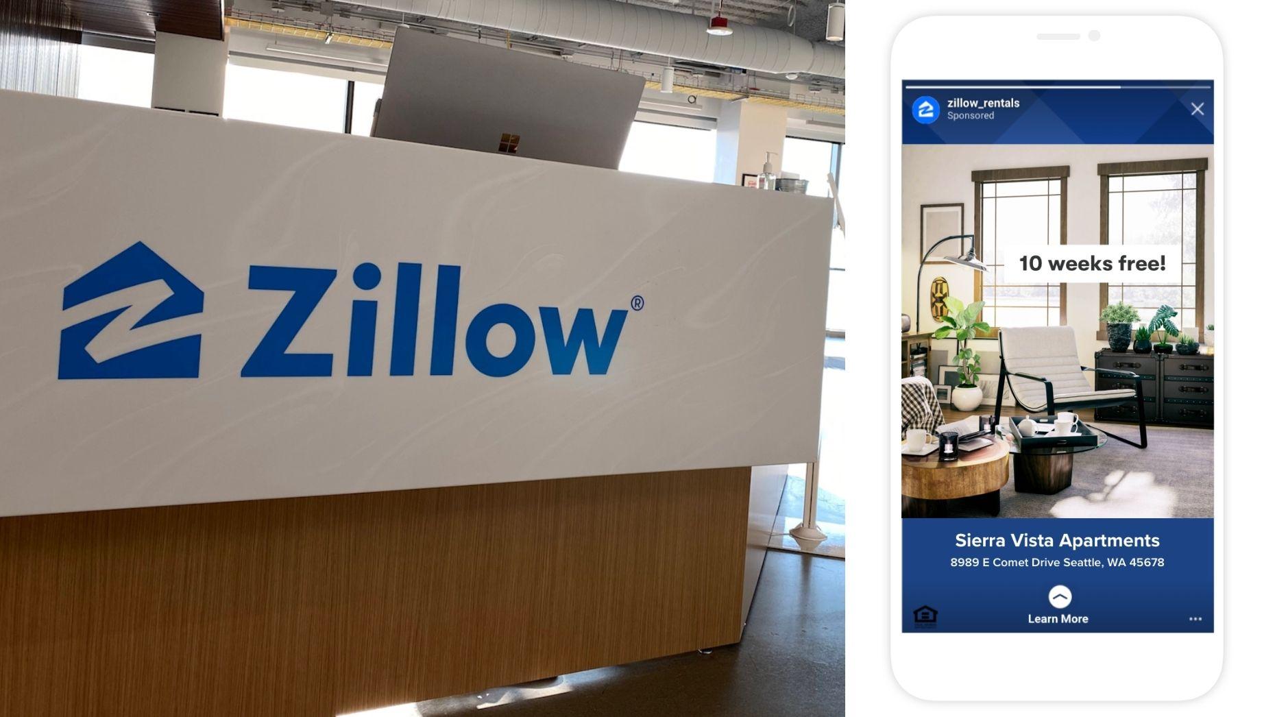 Zillow revamps its multi-family rental advertising platform