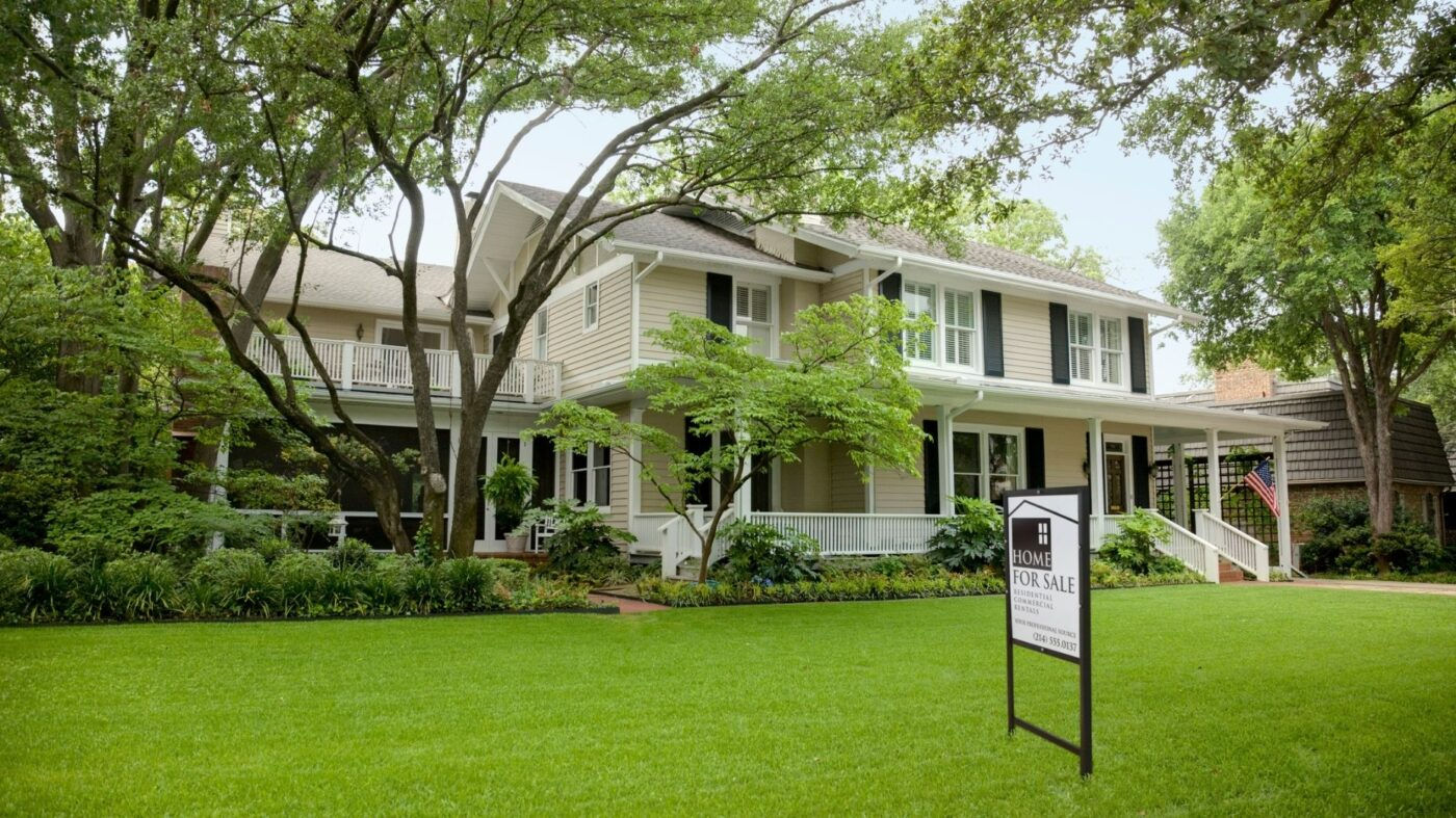 'As good as it gets for homesellers': New median US home price record
