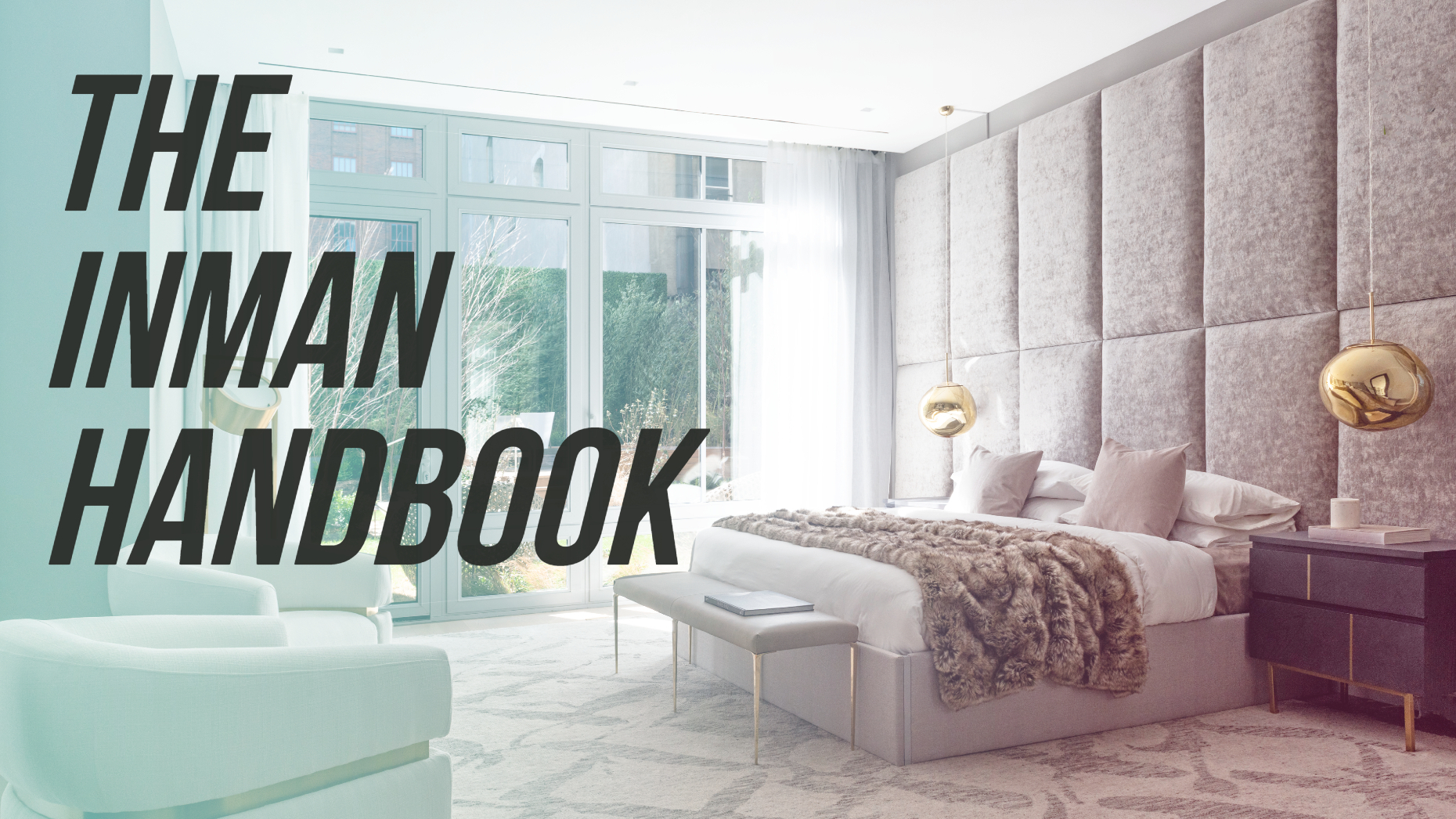 Inman Handbook on staging luxury listings