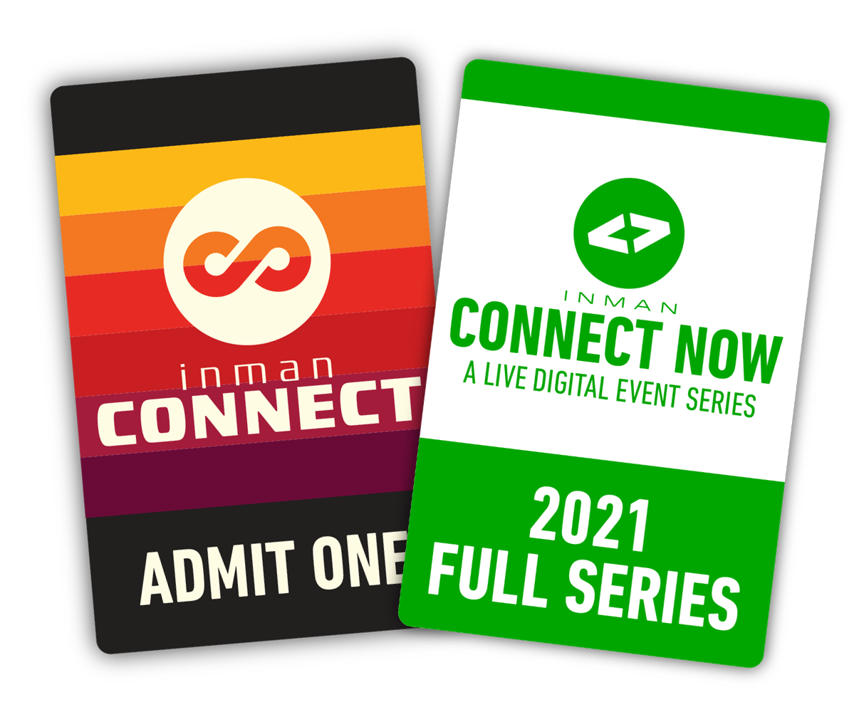 10-Event Bundle: January Inman Connect + Connect Now Full Series