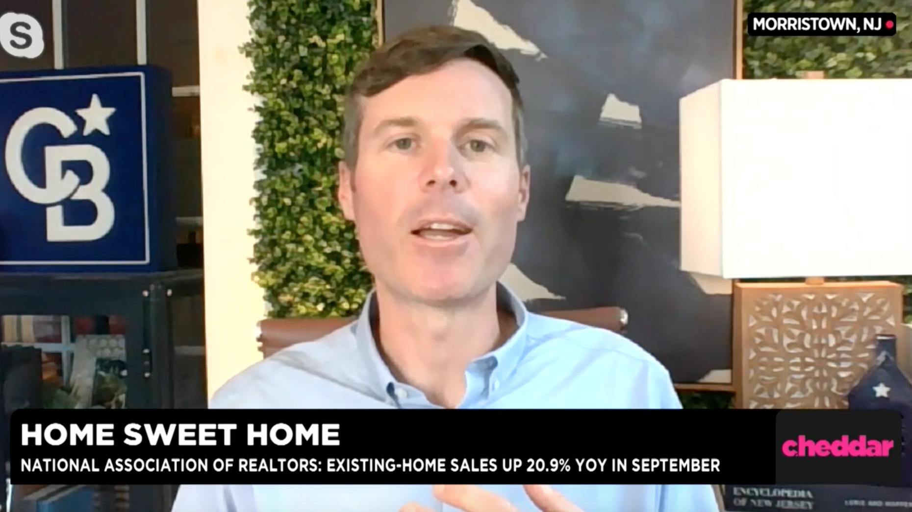 Coldwell Banker CEO: Family moves fueling 'brisk' sales nationwide