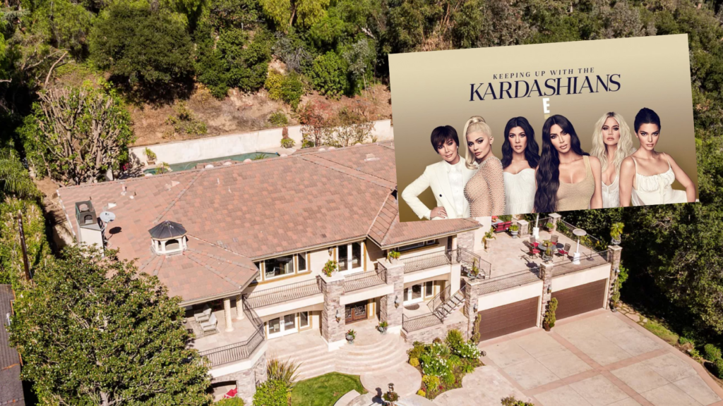 'Fake' home from 'Keeping Up With The Kardashians' lists for $8M