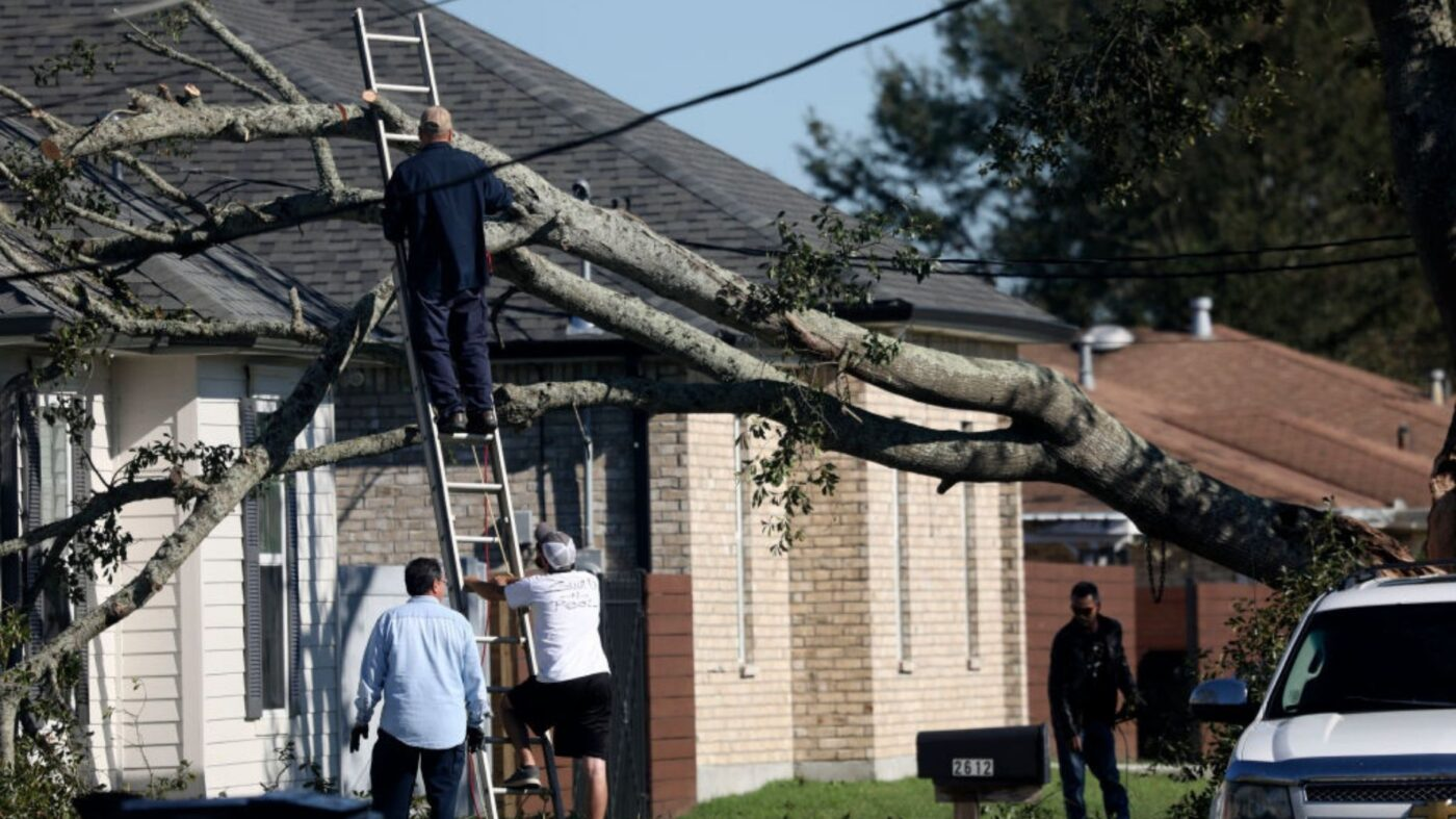 Losses from Hurricane Zeta wind and storm surge could reach $4B